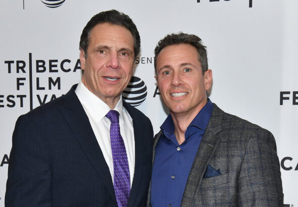 Chris Cuomo advised brother Andrew Cuomo on sexual misconduct claims