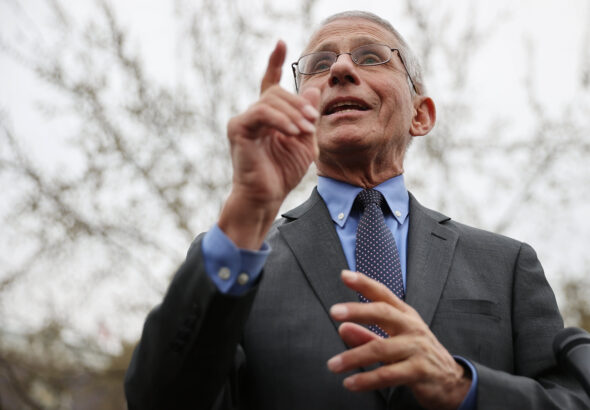 Conceivable middle, high schools will be mask-free in the fall: Fauci