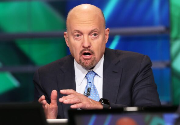Cramer says he owns 'a lot' of ether that's tripled bitcoin 2021 gain