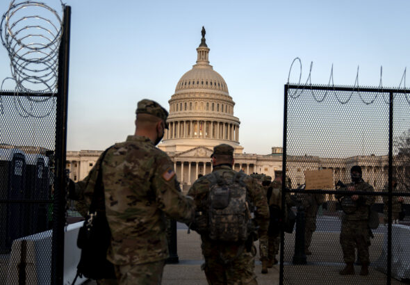 House passes Capitol security bill in response to Jan. 6 insurrection