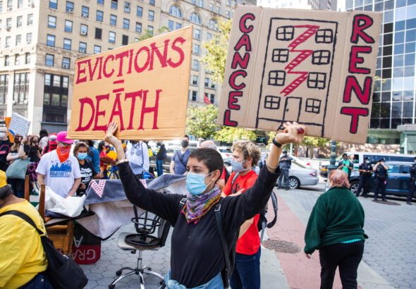 National eviction ban overturned by federal judge