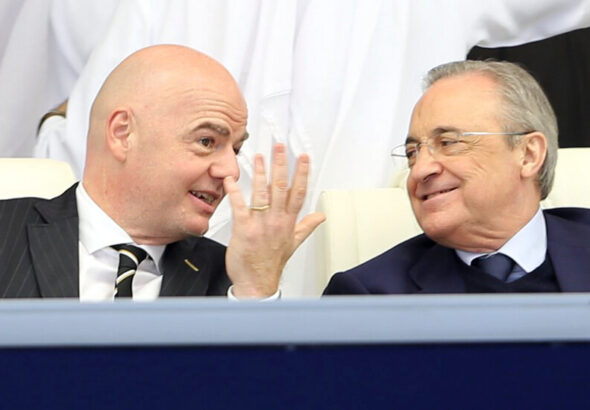The Super League Thought It Had a Silent Partner: FIFA