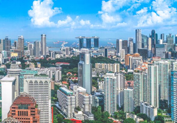 How much it cost to buy real estate in Sydney, Seoul, Singapore, Taipei