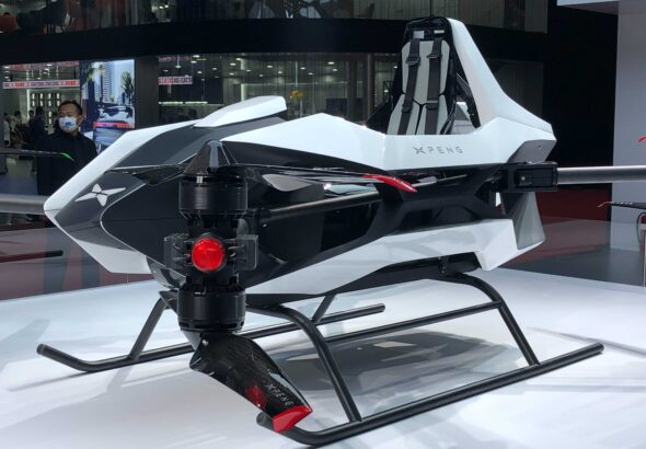 China's XPeng and future of electric vehicles, robots and flying cars