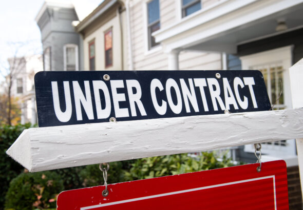 Pending home sales surged in August after two months of declines