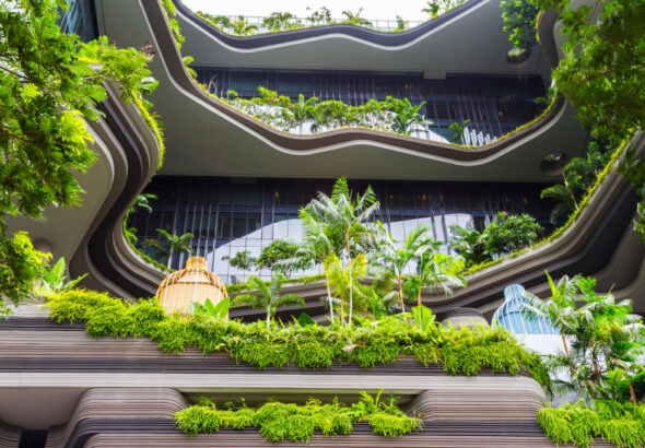 Sustainable property a 'real opportunity' for investors