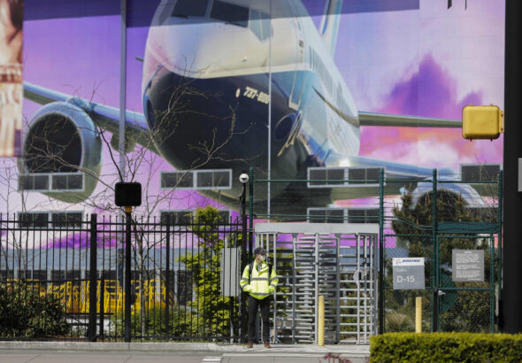Boeing says employees must show proof of Covid vaccine by Dec. 8