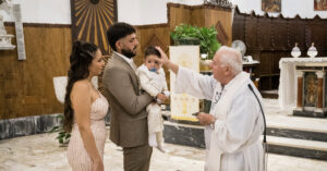 Catholic Church in Sicily Bans Godparents For Now