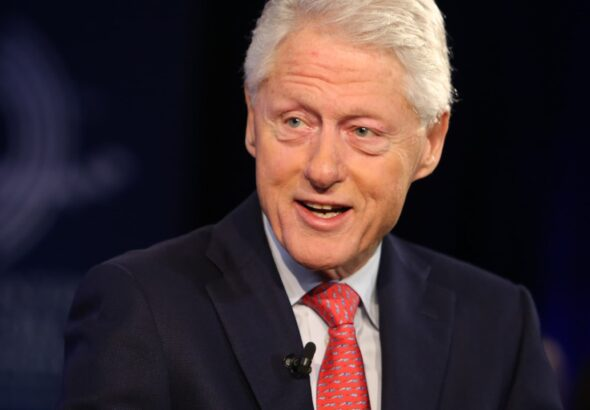 Former President Bill Clinton admitted to hospital with non-Covid infection