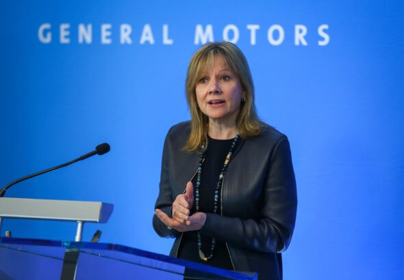 GM to detail revenue expansion during highly anticipated investor day