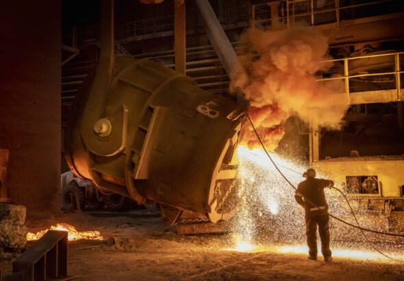 How a U.S. steel shortage created a market bubble