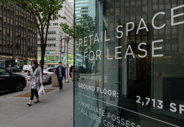 Midtown Manhattan reels from the highest retail vacancies in NYC