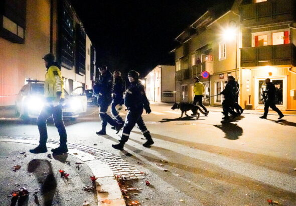 Norway Bow and Arrow Attack Leaves Several Dead