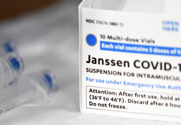 Scientists question FDA on 'scant' J&J booster data and speedy review