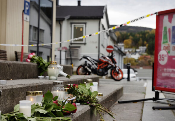 Suspect Confesses in Bow-and-Arrow Rampage in Norway