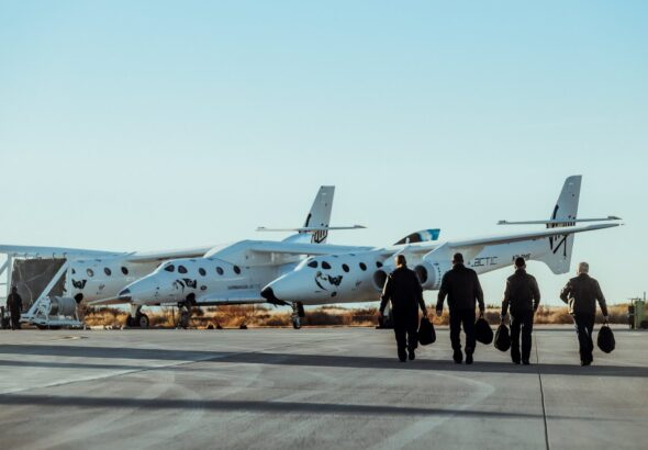 Virgin Galactic stock SPCE plunges after delays to spaceflights