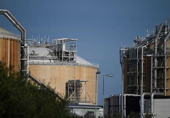 What's Behind the Energy Crunch in Britain and Europe